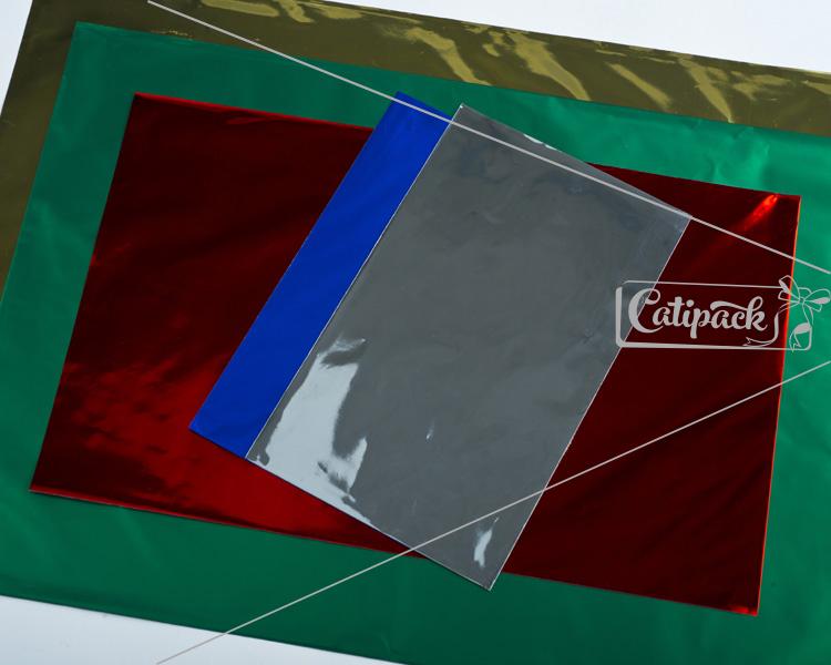 papiery dekoracyjne - arkusze metaliczne - Catipack