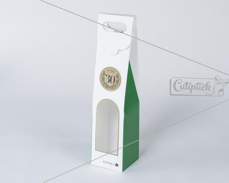 pudełko na butelkę-Catipack