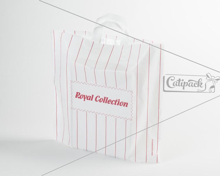 torba foliowa FLEXILOOP - Catipack
