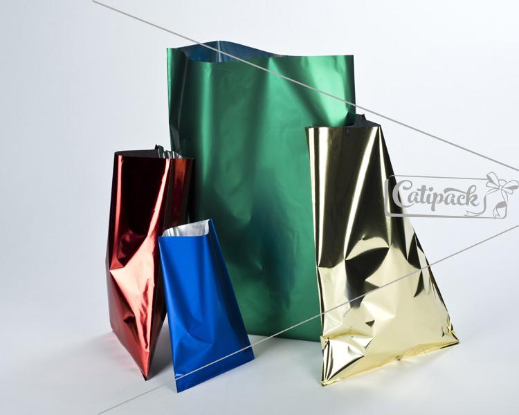 woreczki metaliczne - Catipack